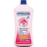 Alcool Coperalcool Bacfree 750Ml Mimo - Cód. 7896090704163C12