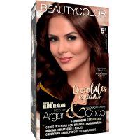 Tintura Beauty Color 57 Chocolate Cafe - Cód. 7896509955087C12
