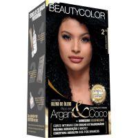 Tintura Beauty Color 211 Preto Azul - Cód. 7896509954950C12