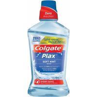 Enxaguante Bucal Colgate Plax Soft Mint 500Ml Pg 350Ml - Cód. 7891024130926