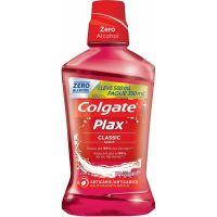 Enxaguante Bucal Colgate Plax Classic 500Ml Pg 350Ml - Cód. 7891024131459C12