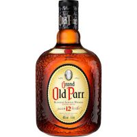 Whisky Old Parr 1L - Cód. 5000281004020