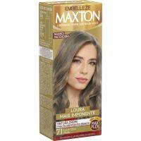 Tintura Maxton 71 Louro Cinza - Cód. 7896013553038C6