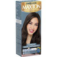 Tintura Maxton 40 Castanho Natural - Cód. 7896013544159C6