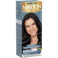 Tintura Maxton 20 Preto Natural - Cód. 7896013544098C6