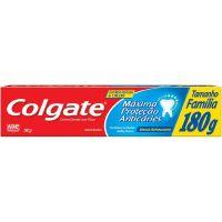 Creme Dental Colgate Maxima Protecao Anticaries 180G - Cód. 7891024134610C12