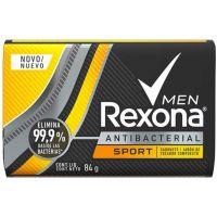 Sabonete Rexona 84G Sport - Cód. 7891150024823C108