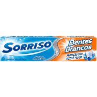 Creme Dental Sorriso Dentes Brancos 50G - Cód. 7891528038025C12