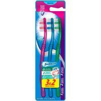 Escova Dental Sorriso Tripla 123 Macia 3Un Lv 3 Pg 2 - Cód. 7891528012582C6