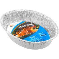 Assadeira Aluminio Moldada Wyda 7000Ml - Cód. 7898930672298C12