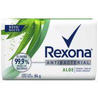 Sabonete Rexona 84G Antibac Aloe - Cód. 7891150061859C12