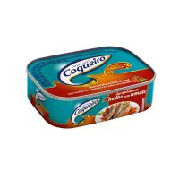 Sardinha Coqueiro 250g Media Tomate - Cód. 7894321811277C48