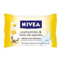 Sabonete Nivea Hidratante 85g Camomila - Cód. 4005900521958C96