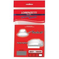 Resistencia Para Chuveiro Lorenzetti Bella Ducha 4 Temperaturas/Fashion 220V 6800W - Cód. 7896451845092