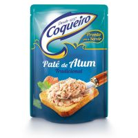 Pate Atum Coqueiro 170g Tradicional - Cód. 7894321841014C24