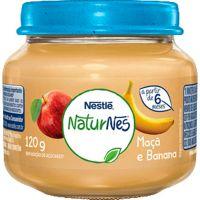 Papinha Nestle 120G Maçã E Banana - Cód. 7891000049112C6