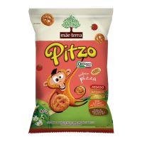 Mãe Terra Pitzo Salgado Organico Int Pizza 18X45G - Cód. 7896496972326C18