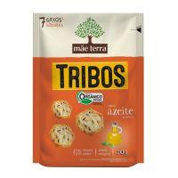 Mãe Terra Biscoito Salgado Organico Integral Aze Erv18X50G - Cód. 7896496917006C18
