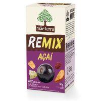 Mãe Terra  Remix Mix 25G. Acai - Cód. 7896496972555C18