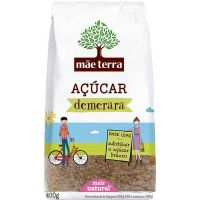 Mae Terra Acucar Demerara 350Gr - Cód. 7896496940158C18