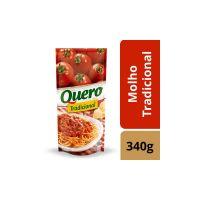 Molho de Tomate Quero Tradicional 340G - Cód. 7896102509410C24