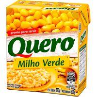 Milho Verde Quero 200g Tp - Cód. 7896102517125C24