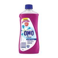 Limpador Desinfetante Omo 450ml Acao Total Pisos Floral - Cód. 7891150058316C12