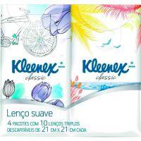 Lenço Papel Kleenex 10Un Bolso - Cód. 7891172172021C288
