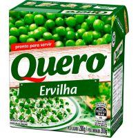 Ervilha Quero 200g Tp - Cód. 7896102517118C24
