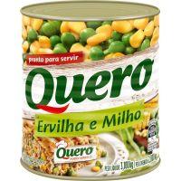 Ervilha E Milho Quero 200g L - Cód. 7896102501308C24