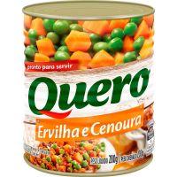 Ervilha E Cenoura Quero 200g L - Cód. 7896102501407