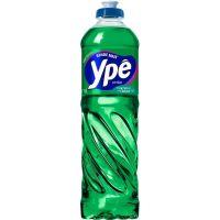 Detergente Líquido Ype 500Ml Limao - Cód. 7896098906224C24