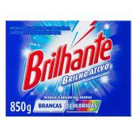 Detergente Em Pó Brilhante Brilho Ativo 850g - Cód. 7891150063556C20