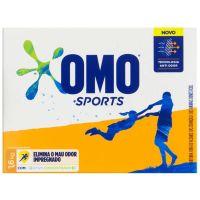 Detergente em Po Ativo Concentrado Omo Sports Caixa 1,6Kg - Cód. 7891150064621C9