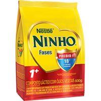 Composto Lacteo Ninho 800G Sache Fases 1+ - Cód. 7891000062678C12
