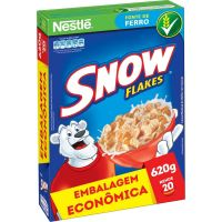 Cereal Nestle 620G Snow Flakes - Cód. 7891000369500C14