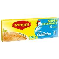 Caldo Maggi 168G Galinha - Cód. 7891000103975C68