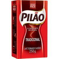 Cafe Pilao 500G Vacuo Tradicional - Cód. 7891910012626