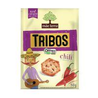 Biscoito Orgânico Tribos Mãe Terra Chili 50g - Cód. 7896496917037C18