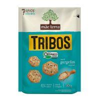 Biscoito Orgânico Tribos Gergelim 50g - Cód. 7896496917020C18
