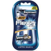 Aparador BIC MASC. 2UN FLEX3 AZUL - Cód. 070330736580C72