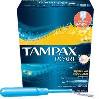 Absorvente Interno Tampax Pearl 8Un Regular - Cód. 7506295369363C48
