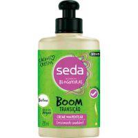 Creme De Pentear Seda Boom 295Ml Transicao - Cód. 7891150054523C12