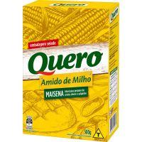 Amido de Milho Quero 500g - Cód. 7896102514032C24