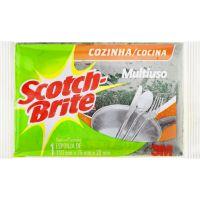 Esponja Scotch Brite Multiuso Un - Cód. 7891040001057C120