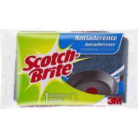 Esponja Scotch Brite Antiaderente Un - Cód. 7891040001323C120