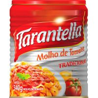 Molho Tarantella 340g - Cód. 7896036094976C24