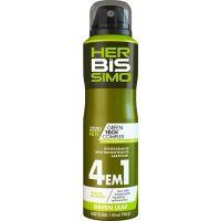 Desodorante Bis Herbissimo Aero 150ml Green Leaf - Cód. 7896049527775C3