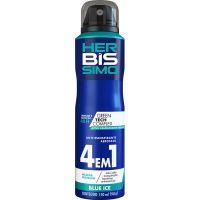 Desodorante Bis Herbissimo Aero 150ml Blie Ice - Cód. 7896049527799C12