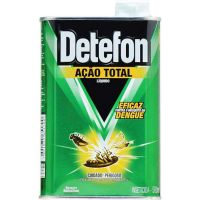 Inseticida Detefon 500Ml Liquido Mata Tudo - Cód. 7891035651700C6